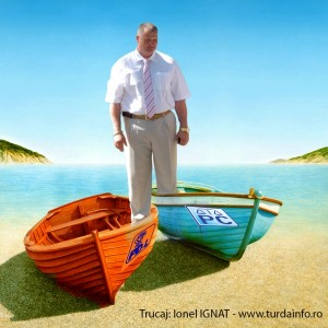 Mircea Irimie schimba barca