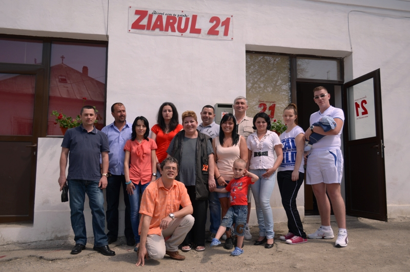 Echipa Ziarul 21