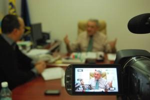 Interviu primar Radu Hanga