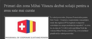 megalopolisul Mihai Viteazu