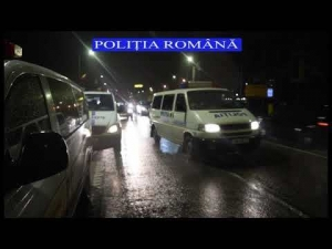 VIDEO percheziții în caz de trafic auto, furt, furt calificat, amenințare etc.